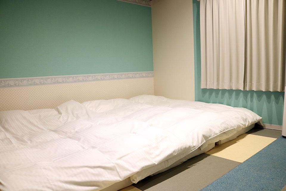 ラ・ジェント・ホテル東京ベイ ファミリー和室